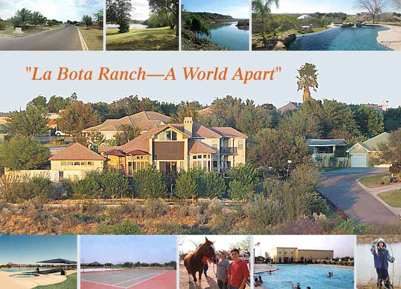 La Bota Ranch Homes For Sale